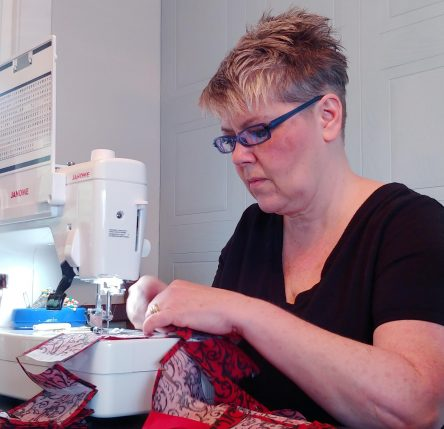 Gill sewing